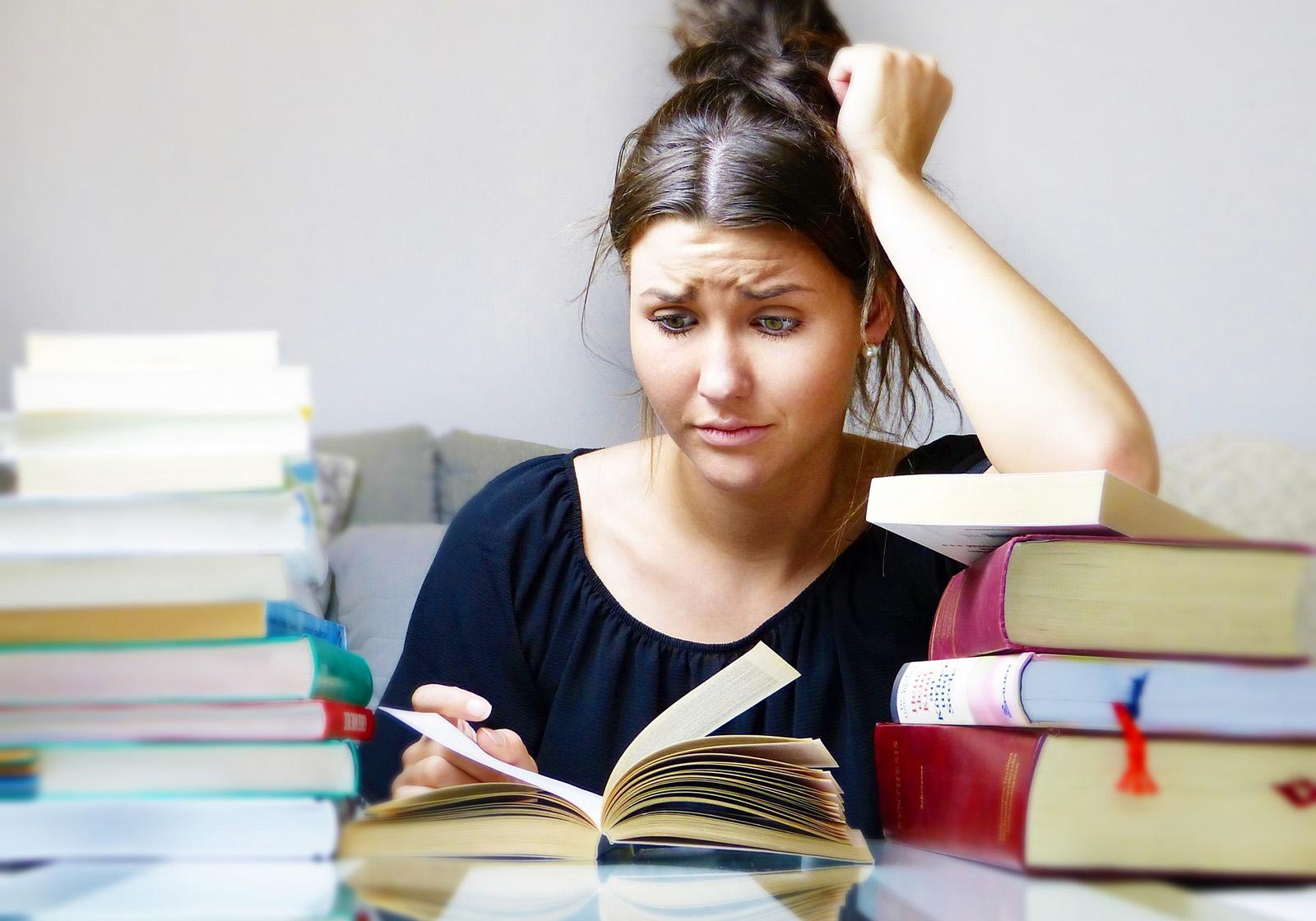 Как помочь школьнику справиться со стрессом во время подготовки к ЕГЭ?