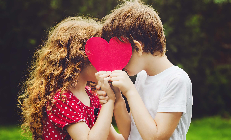 Картинки про первую любовь