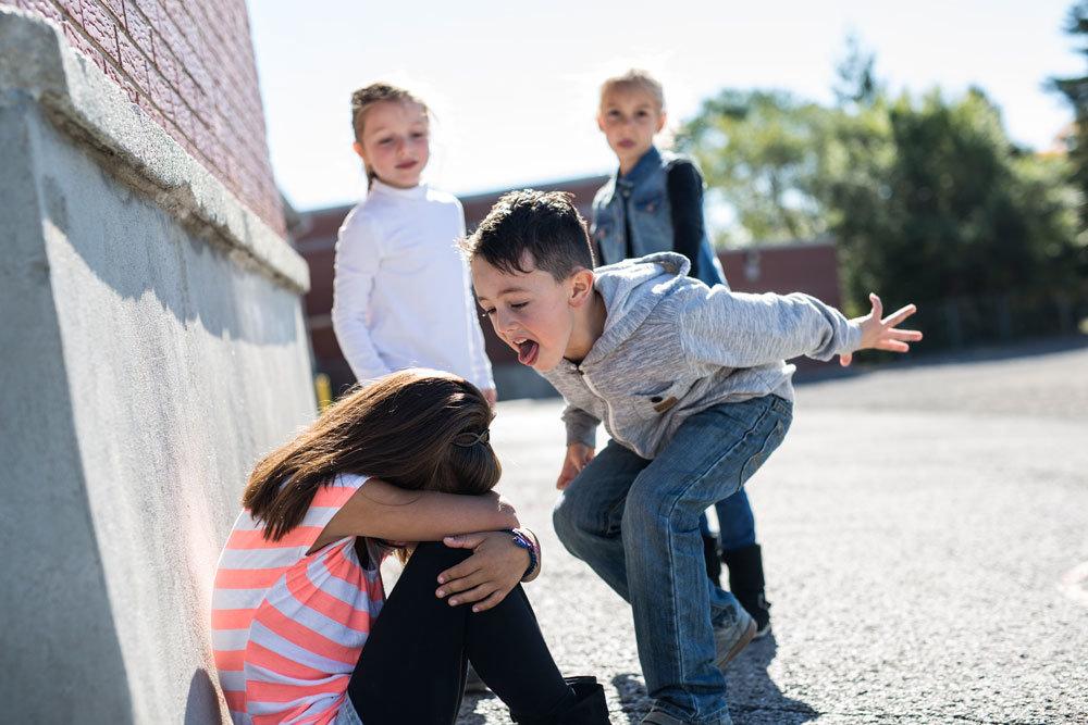 Почему из детей вырастают агрессоры и жертвы?