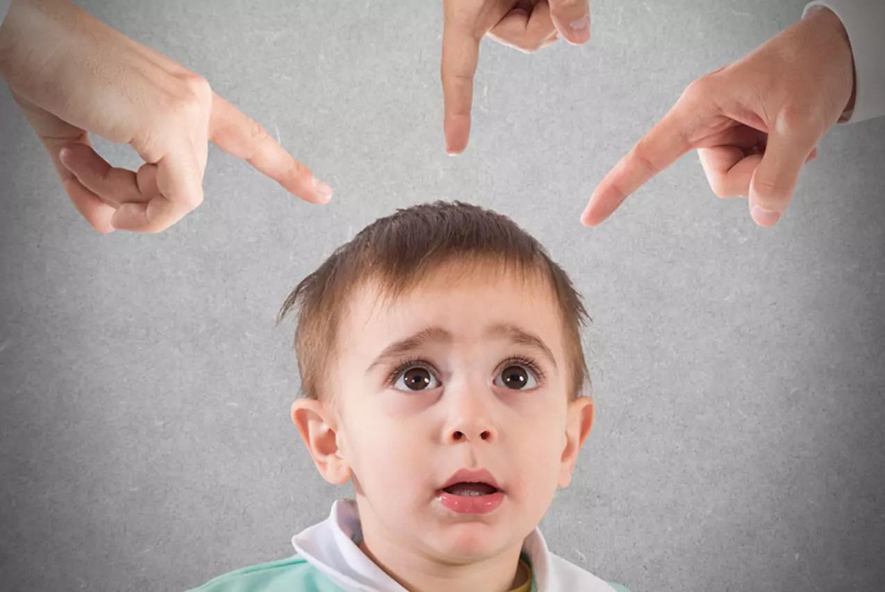 5 распространенных ошибок воспитания детей