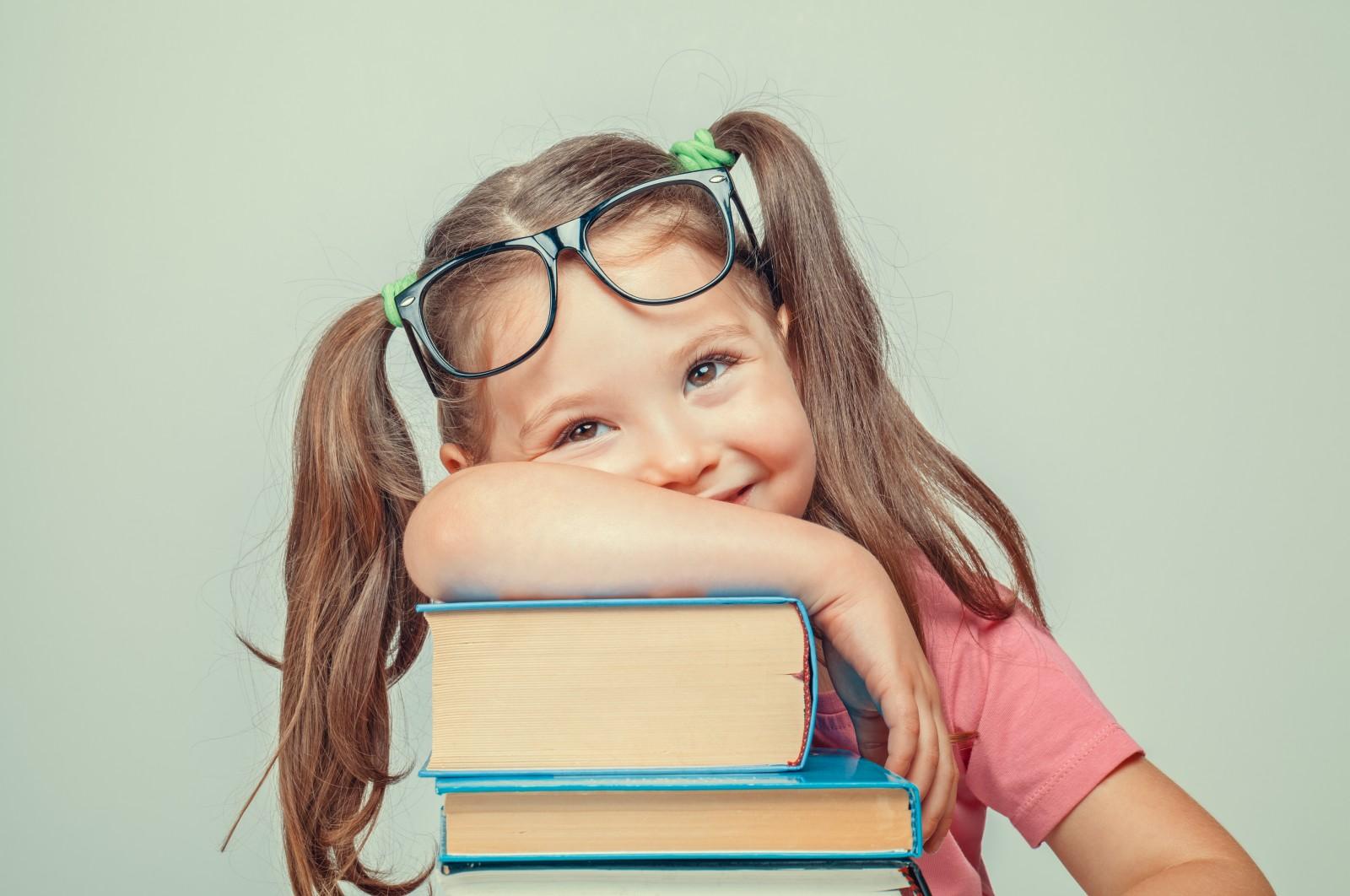 картинки с умными детками