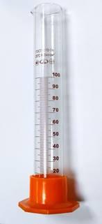 Купить Цилиндр мерный на пл. основании с разметкой EXIM/RUSC, 100 ...