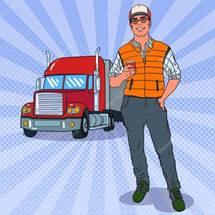 Описание: https://st3.depositphotos.com/6464944/16108/v/950/depositphotos_161088562-stock-illustration-pop-art-smiling-trucker-standing.jpg