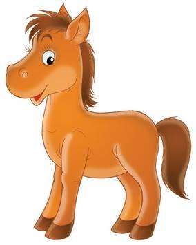 Картинки Для Детей Лошадей