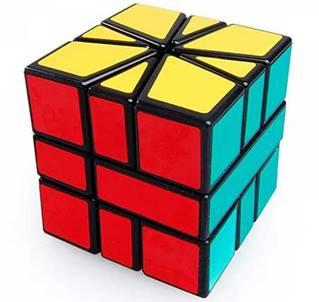 Square-1 Мировой рекорд: 8,04 Рекордсмен: Anuar Miguel Abib Onofre (Бразилия)