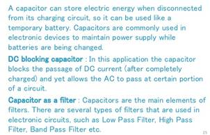 Картинки по запросу application of the capacitor ppt
