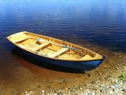 Продажа новые: Деревянная лодка ″Фофан″, 2020, Петрозаводск - Лодки