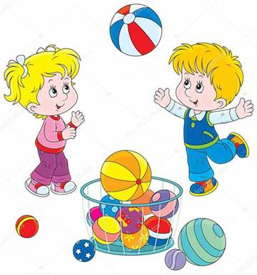 Мяч – стихи для детей Маршак, Барто и другие