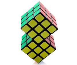 Сиамские кубики Рубика