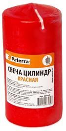 Свеча Paterra цилиндр 6*12 см — купить и выбрать из более, чем 7 ...