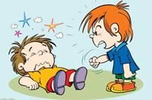 Причины возникновения детской агрессивности