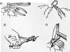 Оборудование, инструмент и приспособления, применяемые при гибке - Гибка и правка металла