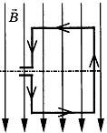 Контрольная работа по физике Электромагнитное поле 9 класс 1 вариант 1 задание