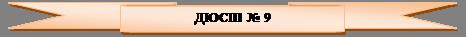 Лента лицом вниз: ДЮСШ № 9