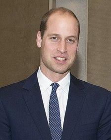 Уильям, герцог Кембриджский