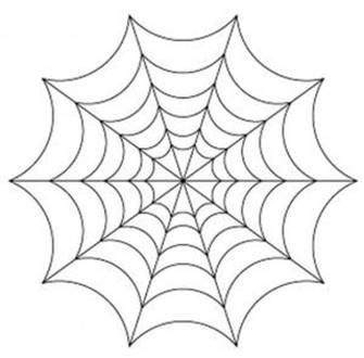 Картинки по запросу паутина рисунок карандашом