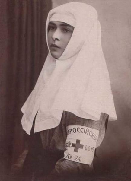 Даша Севастопольская (Дарья Лаврентьевна Михайлова)