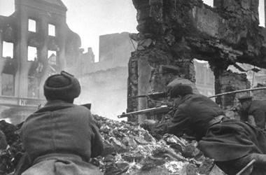 Малоизвестная страница войны - Войска НКВД в боях за Кенигсберг