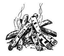 "Картинки по запросу ""дрова рисунок карандашом"""