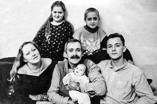 Картинки по запросу семья михалковых