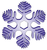 Многоугольники. Рисование снежинки. Заливка.