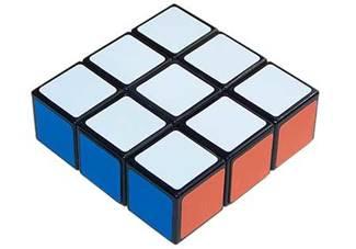 Floppy Cube (1×3×3)