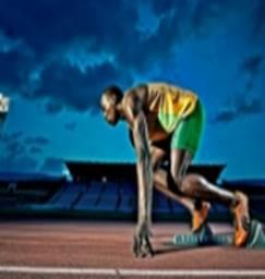 Усэйн Болт-шестикратный олимпийский чемпион