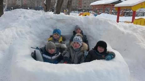 Картинки по запросу фото зимние забавы детей