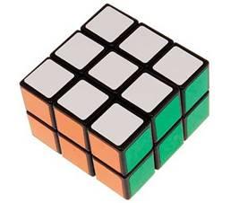 Domino Cube (2×3×3)