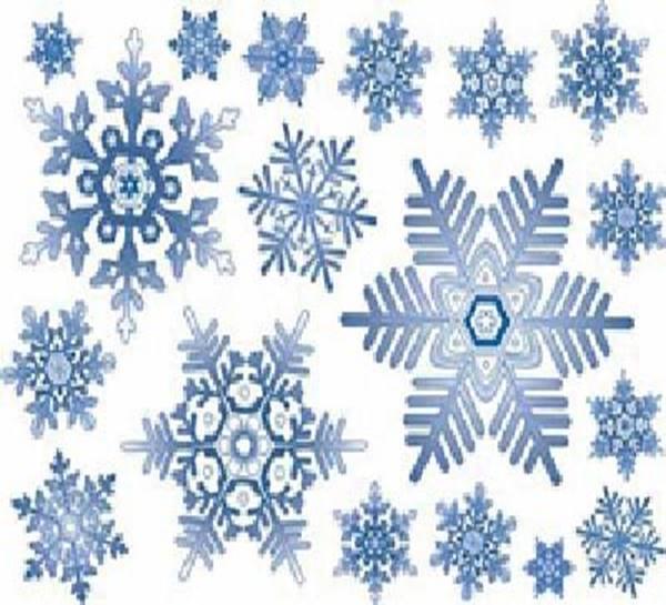 Картинки по запросу снежинки картинки