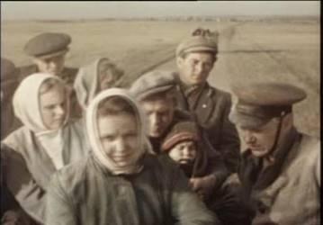 """Антонина Колиниченко - """"Иван Бровкин на целине"""" (1958)"""