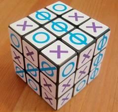 Кубик Рубика с рисунками