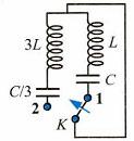 Контрольный тест по физике Электромагнитное поле 9 класс 1 вариант 10 задание