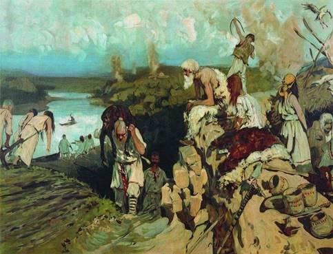 http://upload.wikimedia.org/wikipedia/commons/8/89/Living_of_East_Slavs_by_Ivanov.jpg
