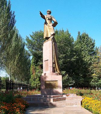 Генерал Панфилов Иван Васильевич