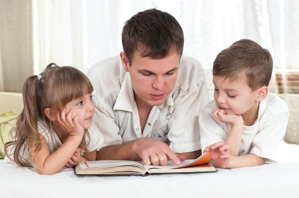 идеальный отец для детей
