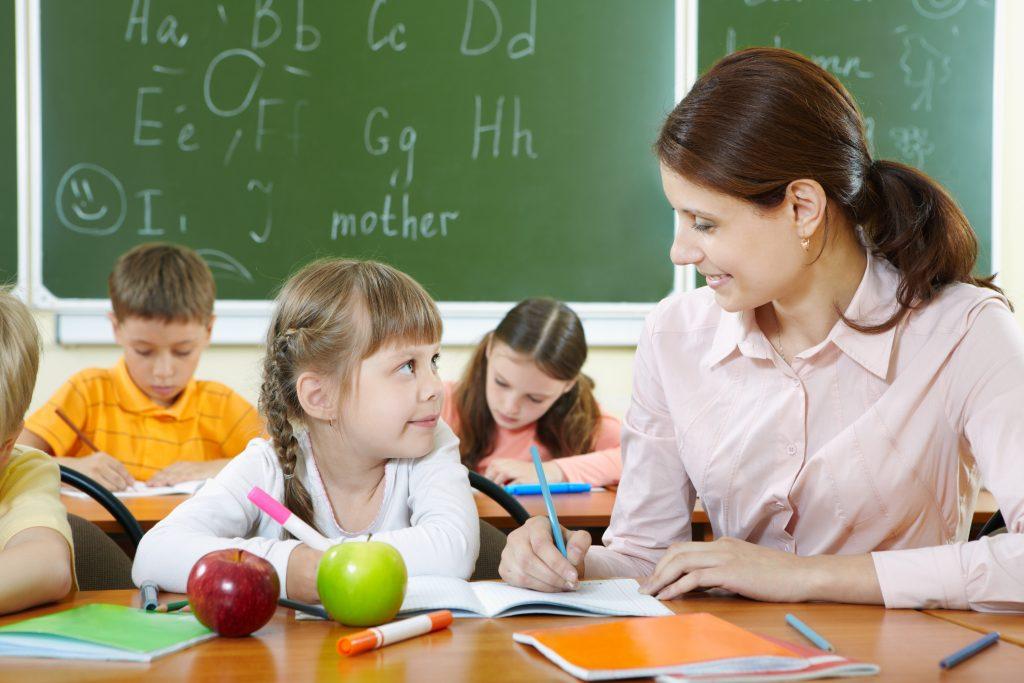 Ученики и учителя в картинках