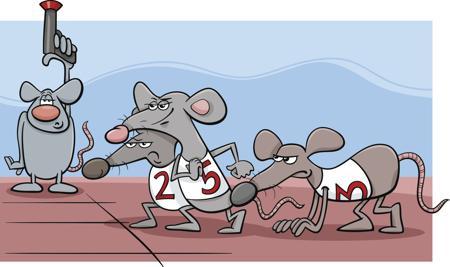 Фразеологизмы о крысе