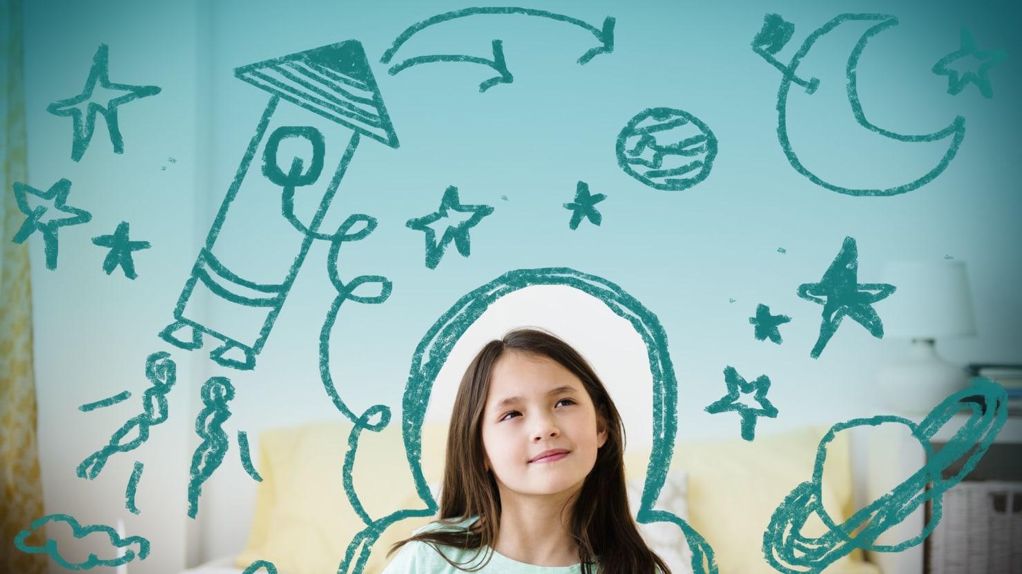 Картинки на воображение для подростков