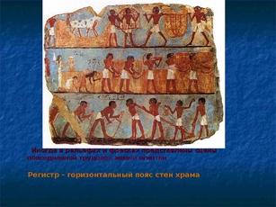 музыка театр и поэзия древнего египта презентация