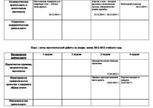 план воспитательной работы 2 класс фгос скачать бесплатно