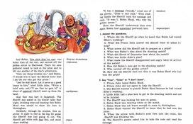 Tasks for Reading,  9th grade