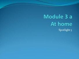 """Презентация по английскому языку """"Дом"""" (Spotlight 5)"""