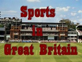 "Презентация к уроку английского языка ""Sports in Great Britain"""