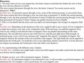 Practical worksheet 3