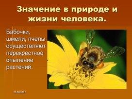 Значение в природе и жизни человека 7 класс