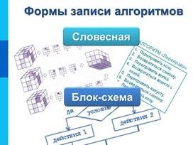 """Урок 1 по информатике на тему """"Линейный алгоритм. Разработка линейного алгоритма для исполнителя Черепаха """"."""
