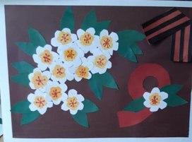"""Композиция """"Чудесные цветы к празднику"""""""