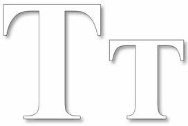 """Раздаточный материал к уроку русского языка в 1 классе тема """"Овладение начертанием письменной заглавной буквы Т, буквосочетаний, слогов, слов, предложений""""."""