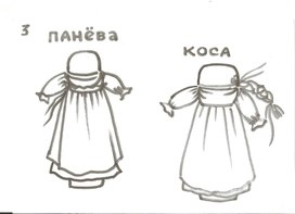 Инструкция по выполнению народной куклы.